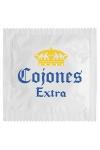 Préservatif humour - Cojones Extra